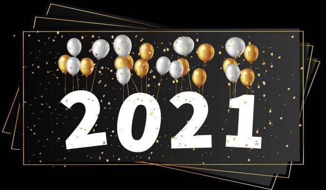 Image de l'actu 'Bonne année 2021'